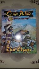Aeg: Legend of the Five Rings Clan War Sourcebook - The Clans