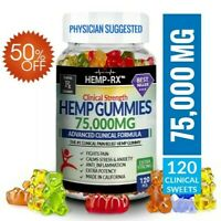 ¡BUY 2 GET 1 FREE! - DIET HEMP GUMMIES 75,000MG CLINICAL STRENGTH FIGHT PAIN