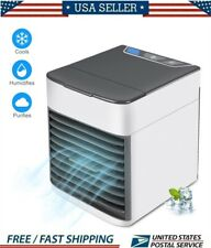 Mini Air Conditioner Cooler Portable Summer Space Cooling Arctic Fan Humidifier