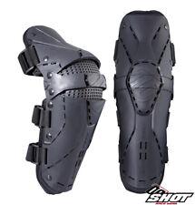 SHOT RACE GEAR MOTOCROSS MX ENDURO KNEE / SHIN PADS GUARDS ADULT PROTECTOR
