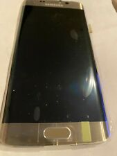 ORIGINALE Samsung Galaxy s6 Edge sm-g925f Display-Oro NUOVO gh97-17162c