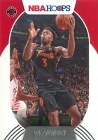 OG Anunoby 2020-21 Panini NBA Hoops Basketball Base Card #123 Toronto Raptors