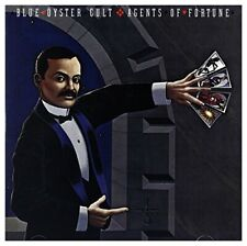 Blue Oyster Cult - Agents Of Fortune (NEW CD)