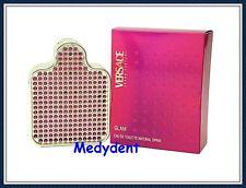 VERSACE JEAN COUTURE GLAM BY VERSACE EAU DE TOILETT 2.5 OZ / 75 ML FOR WOMEN NIB