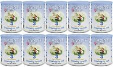NANNYCare Stage 3 Growing Up Milk - 400g (Pack of 10)