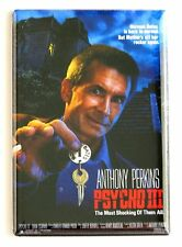Psycho 3 FRIDGE MAGNET (2 x 3 inches) movie poster norman bates