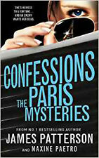 Confessions: The Paris Mysteries: (Confessions 3), New, Patterson, James Book