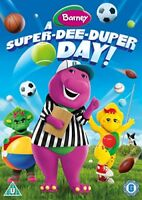 Barney: A Super-Dee-Duper Day! [DVD][Region 2]