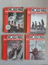 More details for world war 1914-1918 a pictured history, wwi magazine, editions 3 to 55
