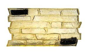 3D Stone Pattern Vertical Decorative Impression Concrete Cement Stamp