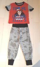Where's Waldo Wally Pyjama Find me catching Z Sleepwear Set Boys Toddler 3 Years