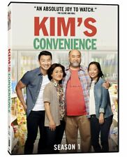 Kim's Convenience TV Series Complete 1st First Season 1 One NEW 2-DISC DVD SET