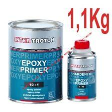Epoxy Grundierung Primer 10:1 Füller 2K Haftgrund 1,1kg inkl. Härter Troton