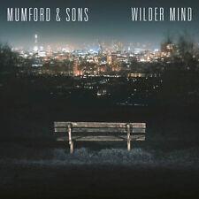 Mumford & Sons - Wilder Mind [New CD] Bonus Tracks, Deluxe Edition