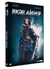 DVD *** HIGHLANDER *** avec Sean Connery, Christophe Lambert
