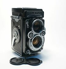 Excellent Condition Famous Rolleiflex 3.5F Jt Version Great Working order