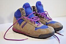 Vintage Merrell Sierra Womens Air Cushion leather trail boots size 9