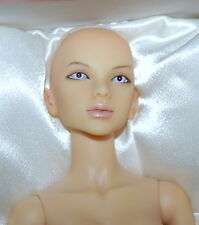 Samantha Herren A.H. Doll BJD 2010 Basic Nude Bald w/Eyes French resin Legit