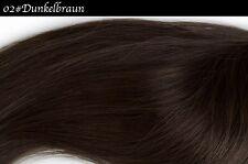 Haarverlängerung Tape In Hair Extensions Echthaar Strähnen Tape-Hair