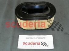 Maserati 670001545 Air Filter Genuine OEM Part Fits Ghibli Levante Quattroporte