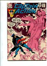 Captain Action #4 - Evil At Dead World'S End! - (7.5) 1969