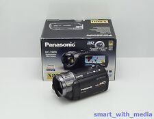 Panasonic HC-X800 Camcorder OVP SDHC Card 3D Ready Digital HD Video Kamera