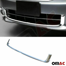 Fits Acura TSX 2009-2014 Chrome Front Bumper Grill Frame Trim Cover 2 Pcs
