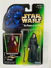 STAR WARS The Power Of The Force Kenner Action Figure EMPEROR PALPATINE