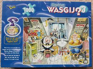 """Wasgij """"Mystery Puzzle No. 3"""" 1000 Piece Jigsaw"""