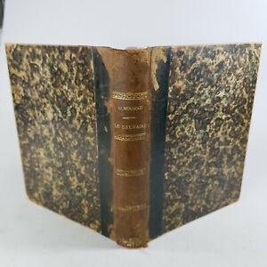 Octave MIRBEAU LE CALVAIRE 1901 roman autobiographie passion amour illu Jeanniot