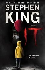It : A Novel by Stephen King 2017 Paperback New FREE SHIPPING Thriller Book