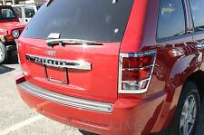 05-2009 Jeep Grand Cherokee chrome door HANDLE/MIRROR/TAILIGHT/REAR LIFT trim