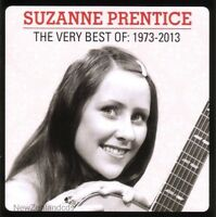 Suzanne Prentice Very Best Of 1973 - 2013 cd New Zealand Country Music