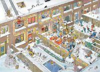 Puzzle Jan van Haasteren Christmas Eve 1000 Piece Cartoon Comic Jigsaw JVH Jumbo