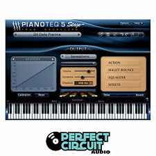 Pianoteq 5 Stage Virtual Piano Software INSTRUMENT - DIGITAL - PERFECT CIRCUIT