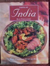 A Taste of India,Rafi Fernandez