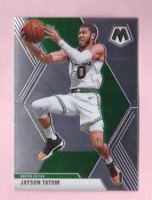 2019/20 Panini Mosaic JAYSON TATUM Base Card Mint Boston Celtics