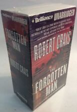 The Forgotten Man (2005, Cassette) Robert Crais UsedCassetteTapes.com Elvis Cole