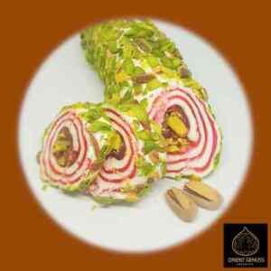 3,38€/100g Lokum Turkish Delight Marshmallow Pistazien Granatapfel Erdnüsse 500g