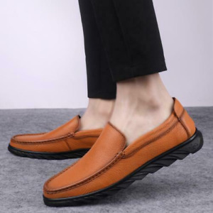 Mens Loafers  Driving Moccasins Shoes Pumps Slip On Comfy Breathable Casual Shoe