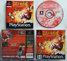 PS1 - Rayman Rush (PAL) PlayStation PSX PSOne