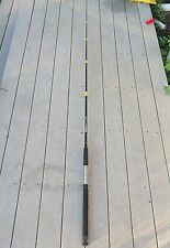 "Surf fishing rod Shakespeare Ugly Stick made BWS made in USA  7'6"" (lot#11503)"