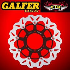 Galfer Front Floating Wave Rotor for 2004-2005 Honda CBR 1000 RR DF070CW