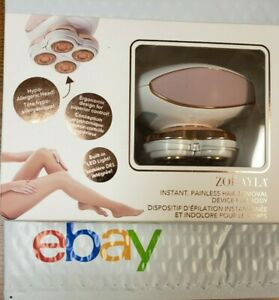 Zoe Ayla Instant Painless Hair Removal Device for Body ~ Electric Shaver~