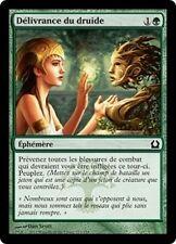 MTG Magic RTR FOIL - Druid's Deliverance/Délivrance du druide, French/VF