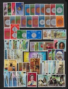 Great Britain - Regional Issues, MNH - see scan