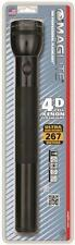 NEW MAGLITE SS4D016 BLACK 4D CELL FLASHLIGHT MAG-LITE USA MADE NEW IN PACK SALE