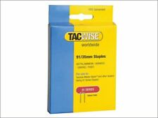 91 Narrow Crown Staples 35mm - Electric Tackers Pack 1000 TAC0746