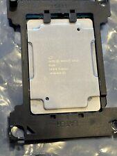INTEL XEON GOLD 6144 CPU PROCESSOR 8 CORE 3.5GHZ 24.75MB L3 CACHE 150W SR3TR