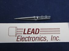 BRAND NEW PLATO Solder Tip,Long Conical,0.015 In/0.4 mm, PLATO PART #  EW-402